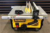 DEWALT Table Saw DWE7480